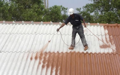 Calmarc Chemicals Lanka Australian Roof Coating And