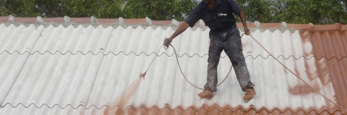 Calmarc Chemicals Lanka Australian Roof Coating And